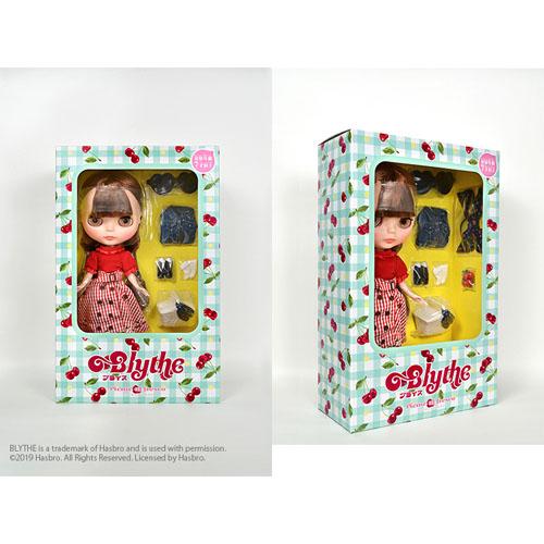 Blythe ネオブライス SHOP限定ドール 「ピクニックアルフレスコ」 2019年4月19日発売!