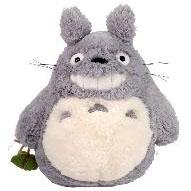 スタジオジブリコレクション 【となりのトトロ】 ふわふわ大トトロ(笑い) ぬいぐるみS