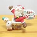ちょこんと飾ってクリスマスを楽しみましょ♪棚に並べたくなっちゃう!NAUGHTY(ノーティー) ノーティーエンジョイクリスマス サンタ
