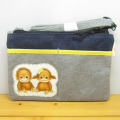 いつもの必需品をスッキリ持ち歩ける♪Baby Coco&Natsu(ベイビーココ&ナツ) バッグシリーズ サコッシュ ベイビーロコ&モコ