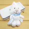 携帯電話をかわいくピカピカに持ち歩くには・・・♪Suzy's Zoo(スージーズー) クリーナーマスコット うさぎのLulla(ララ)