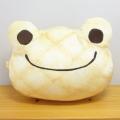 もちもち&ふかふかのかわいいピクルスパン雑貨♪カエルのピクルス(かえるのピクルス) ピクルス 森のパン屋さん メロンパン ポーチ