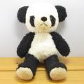 童心 日本製オリジナル フカフカコレクション パンダのぬいぐるみ パンダのフカフカ