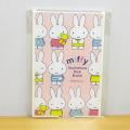 コンパクトサイズでバッグやポーチの中でもスッキリ持ち歩ける♪ディック・ブルーナ miffy(ミッフィー) コンパクトミラー(S) ピンク