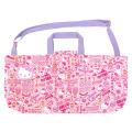 鍵盤ハーモニカの持ち運びも専用のかわいいバッグで♪サンリオ ハローキティ(Hello Kitty) キルト鍵盤ハーモニカバッグ ピンク