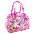 プールや海に!夏のお出掛けにおすすめ!サンリオ ハローキティ(Hello Kitty) ビーチバッグ(ボストン)【プールバッグ 女の子】