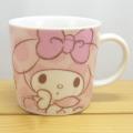 お気に入りのマグでのんびりティータイムはじめませんか♪サンリオ マイメロディ(MY MELODY) ピンクドリーム マグカップS