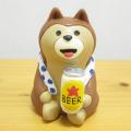 DECOLE(デコレ) concombre(コンコンブル) コンコンフェス2018 おつかれビールわんこ