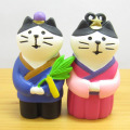 DECOLE(デコレ) concombre(コンコンブル) 七夕2020 織姫猫と彦星猫