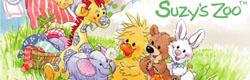 「Suzy's Zoo」シリーズ はカップやお弁当箱などランチ用品やぬいぐるみやマルチケースなどかわいい雑貨がいっぱい