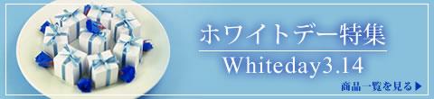 ホワイトデー 特集